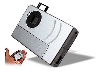 Digital Camera Spy